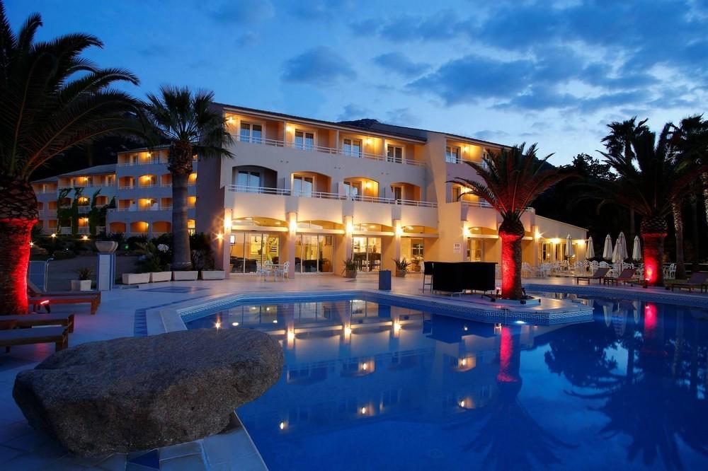 Hôtel corsica - de nuit