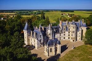 Schloss Meillant - Übersicht