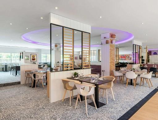 Radisson blu toulouse airport - restaurant