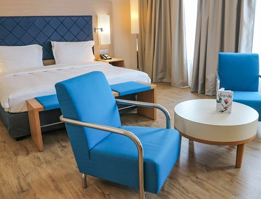 Radisson blu toulouse airport - junior suite