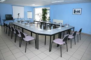 Ethic Etapes Le Bois du Lys - seminario Dammarie-les-Lys