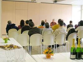 passi Ethic romanrotin sala conferenze