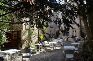 Hôtel des Remparts Beaune - außen