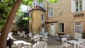 Hôtel des Remparts Beaune - Terrazza