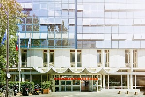 Fiap Jean Monnet - Fassade