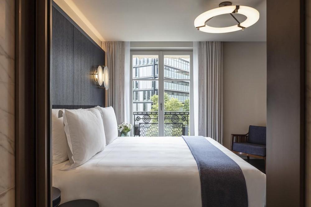 Hotel Lutetia Salle S 233 Minaire Paris 75