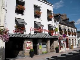 Hotel Les Voyageurs - Facciata dello stabilimento