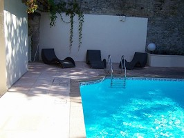 Brit Hotel Auclair - Piscina