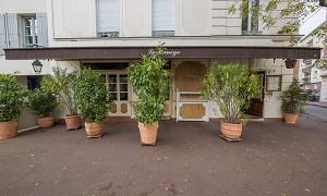 Sala de Seminarios: Restaurante Le Manege -