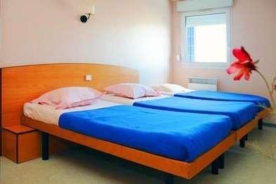 Centro Europeo de la estancia Calais habitación doble