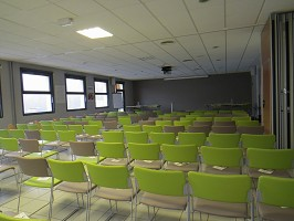 Parc d'Olhain - Sala de seminarios