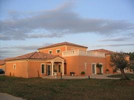 Villa Flavia - Außenansicht