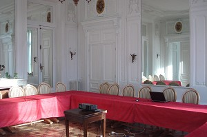Sala de seminarios: Château de La Madeleine -