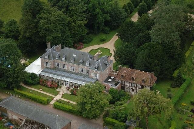 Château les heather - fuera del lugar