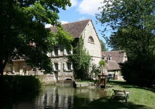 Le Moulin De Lonceux - seminário de Oinville-sous-Auneau