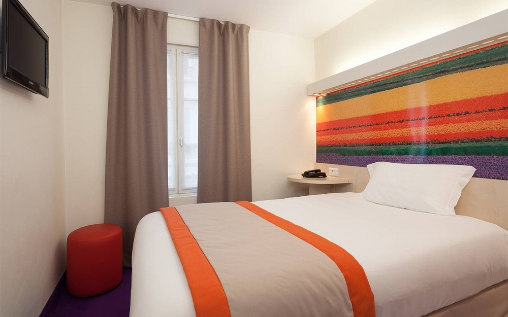 Comfort h tel paris lafayette salle s minaire paris 75 for Hotel paris 75