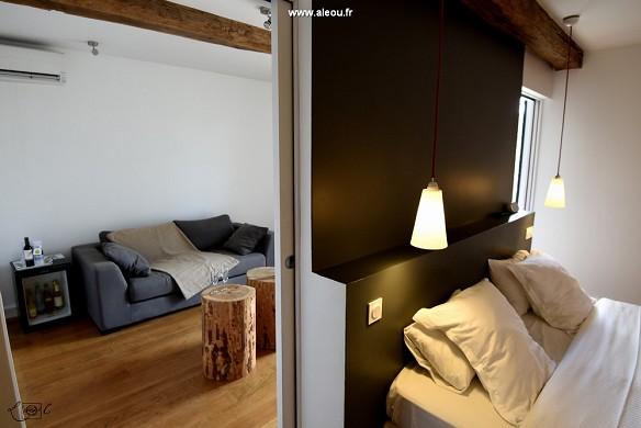 Domaine de Baulieu - Schlafzimmer-Suite