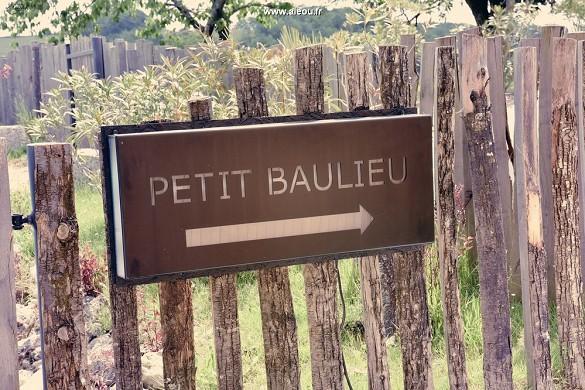 Domaine de baulieu - kleiner Baulieu