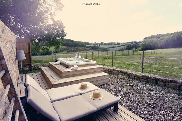 Domaine de Baulieu - die Entspannungszone