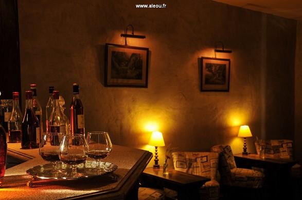 Schloss Bellevue - Bar - Schloss Bellevue - Cazaubon