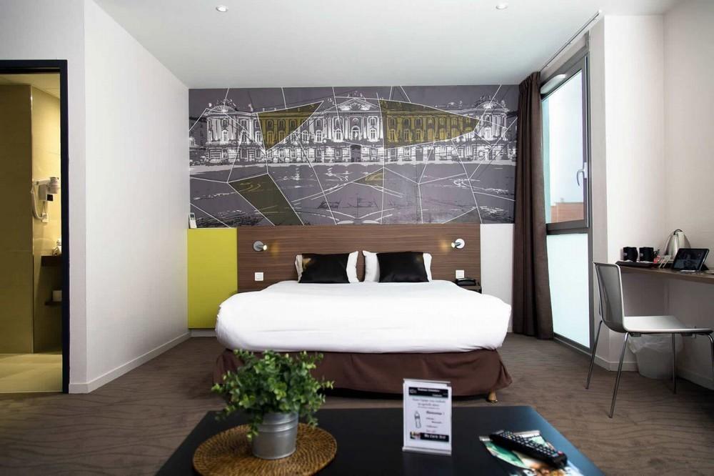 brit hotel toulouse colomiers l 39 esplanade salle s minaire toulouse 31. Black Bedroom Furniture Sets. Home Design Ideas