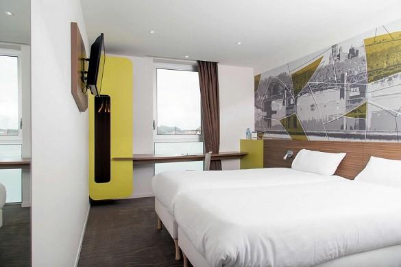 Brit hotel toulouse colomiers - the esplanade - habitación premium