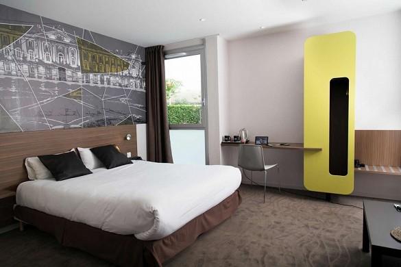 Brit hotel toulouse colomiers - the esplanade - suite
