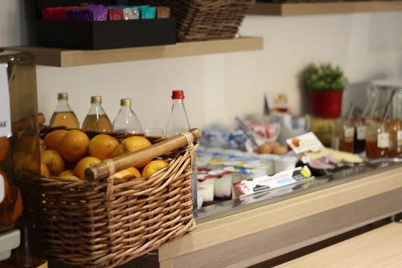 Brit hotel toulouse colomiers - l'esplanade - desayuno buffet