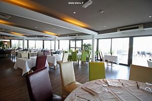 Restaurant Garrigue capacity 150 people