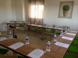 Salon L06 - Quality Hotel du Golf Montpellier-Juvignac