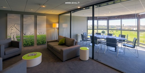Quality hotel du golf montpellier-juvignac - salon excellence