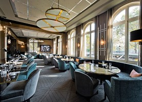 Victoria Paris - Restaurante de eventos