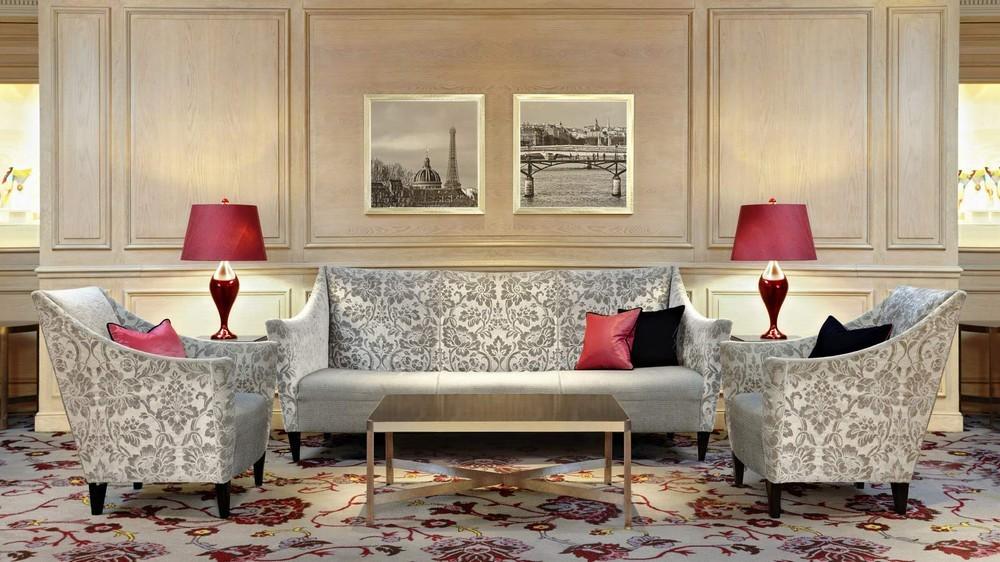 The Westin Paris - guest room