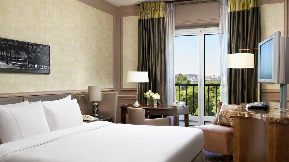 The Westin Paris - habitación de huéspedes
