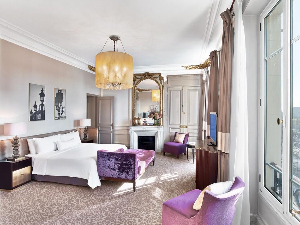 El Westin París - suite presidencial