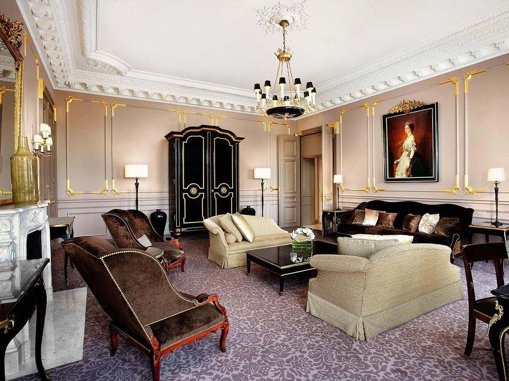 The Westin Paris - Royal Suite