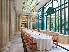 Winter Garden - The Westin Paris