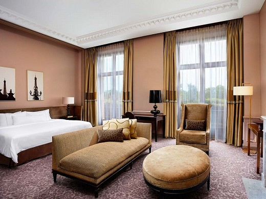 The westin paris - chambre suite royale