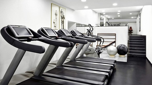 The westin paris - fitness center