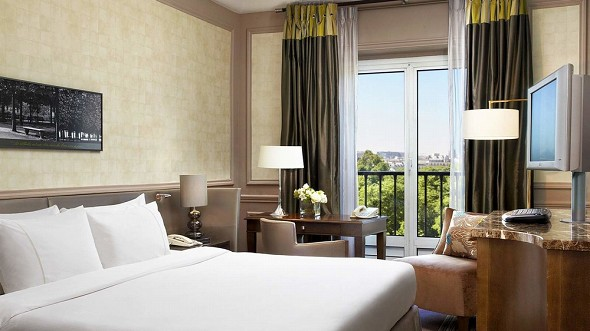 The westin paris - guest room