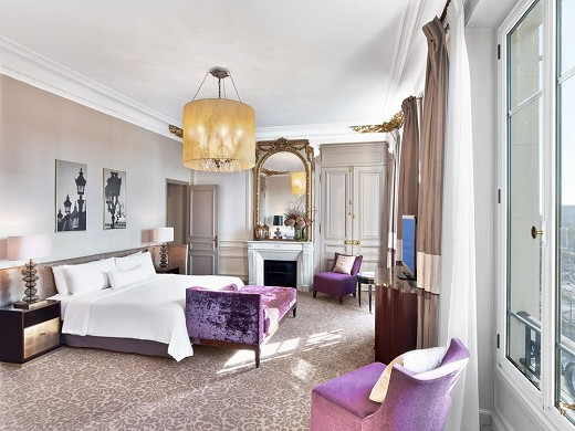 The westin paris - suite présidentielle