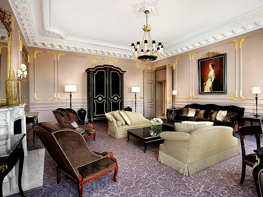 The westin paris - suite royale