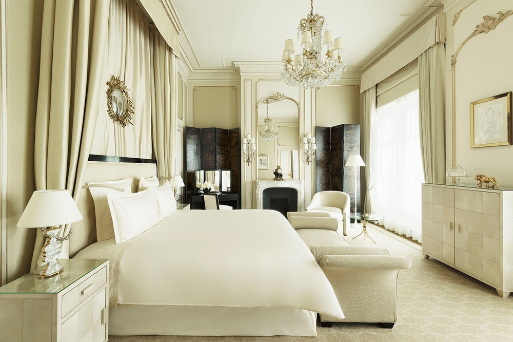 Ritz paris - dormitorio