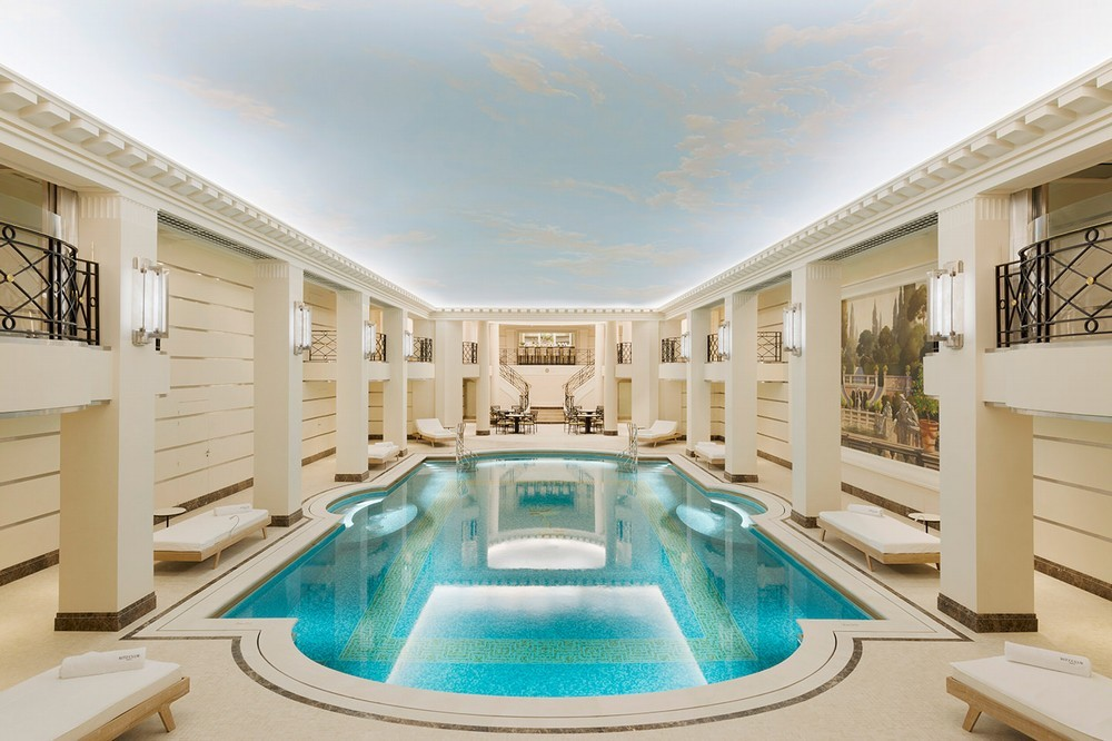 Ritz paris - piscina