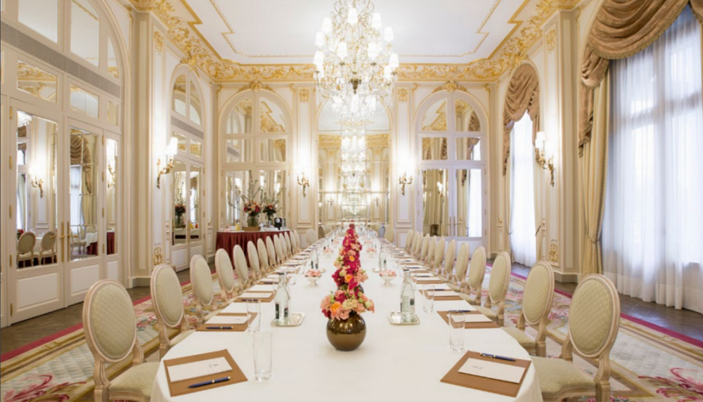 Ritz Paris - Salón Louis XV