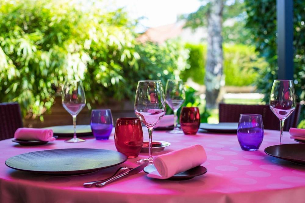 Hotel restaurante la chaumière - mesa