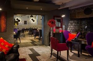 Petit Salon - Hotel Restaurante La Chaumière