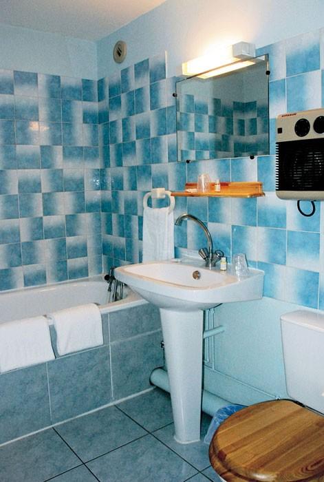Albergo Fleuritel - bagno