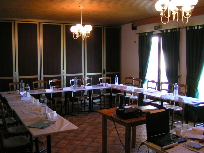 Albergo Fleuritel - Meeting