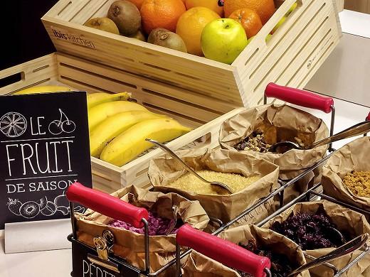Ibis bastille opera - colazione